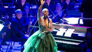 Troy Miller Laura Mvula _Live at barbican