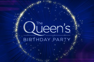 Queen's Birthday logo 2018