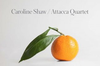 orange album cover